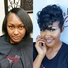 black soft wave hair styles 428 best the cut life images on pinterest short hairstyle short