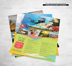 tourism flyer template tourism events calendar flyer template