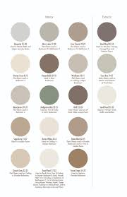 color swatch pratt u0026 lambert beach house colors house color