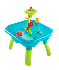 little tikes sand and water table kids sandpits water play tables elc