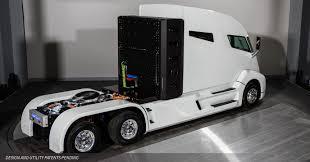 electric company truck nikola corp nikola one