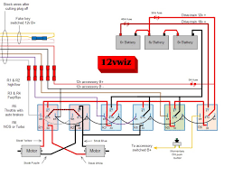 12vwiz board bypass question modifiedpowerwheels com