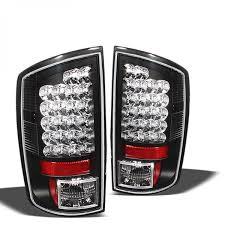 2003 dodge ram tail lights spyder 2002 2006 dodge ram 1500 tail lights