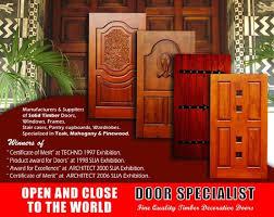 How To Stain Mohagany Doors Youtube by Main Door Designs Sri Lanka Astonishing Wooden Doors Design For