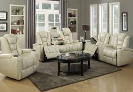 Cream Sofa And Loveseat Living Rooms Living Room Sets Motion Living Room Sets The