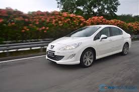 used peugeot 408 for sale review 2012 peugeot 408 2 0 litre and 1 6 litre turbo wemotor com