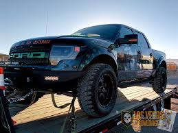 Ford Raptor Truck Tent - shot show 2014 media day live coverage its tactical