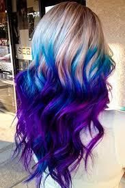 hombre style hair color for 46 year old women best 25 best blue hair dye ideas on pinterest best purple hair