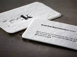 Business Cards Rounded Corners Letterpress Business Cards Neutral And Black Rounded Corners
