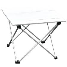 portable folding table costco foldable table new portable outdoor table ultra light aluminium