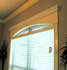 arched window blind salluma