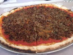 cuisine armenienne pizza arménienne recette de pizza arménienne par silence on