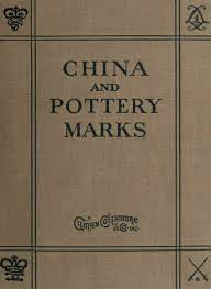 Chinese Antique Vases Markings China And Pottery Marks U2014a Project Gutenberg Ebook