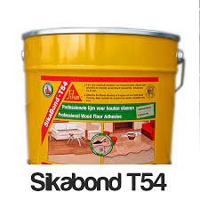 sikabond t54 glue adhesive for solid wood floor 13kg