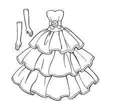free printable wedding coloring pages wedding dress coloring