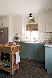 Two Color Kitchen Cabinets Best 25 Cabinet Colors Ideas On Pinterest Kitchen Cabinet Paint