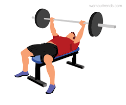 Tricep Close Grip Bench Press How To Do Barbell Bench Press Workout Trends