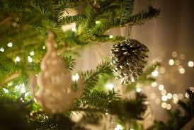 flocking add fake snow realistic artificial christmas trees u2014 home