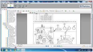 نرم افزار راهنمای تعمیرات و پارت نامبر قطعات موتور های سنگین