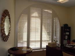 elegant treatment arched window blinds u2014 home ideas collection