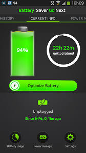 battery app for android battery saver pro go next android apps on play