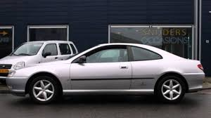 peugeot 406 coupe interior peugeot 406 coupé 3 0 24v v6 apk 03 2017 youtube