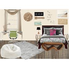 Kira Bedroom Set by Teen Wolf Liam Inspired Bedroom Polyvore