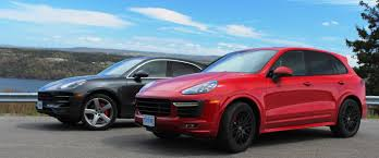 suv porsche an adventure down the cabot trail proved porsche u0027s suvs feel like