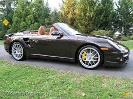 2011 porsche 911 turbo s cabriolet for sale 2011 porsche 911 turbo s cabriolet in macadamia metallic photo 8