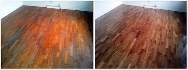 Refinished Hardwood Floors Before And After Before After Beckner Floors Hardwood Floor Sanding Refinishing