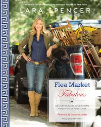 lara spencer flea market fabulous lara spencer parlor makeover