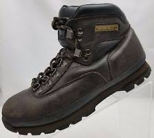 Rugged Boots For Women Timberland Leather Walking Hiking Lace Up Boots For Women Ebay