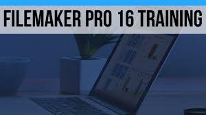 50 hour filemaker pro 16 video training course filemaker 16 news