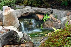 Backyard Pond Ideas With Waterfall Waterfall Tanks For Use With Ponds Water Gardens U0026 Other Water