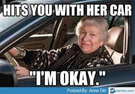 Ambulance Driver Meme - granny driver memes memes pics 2018