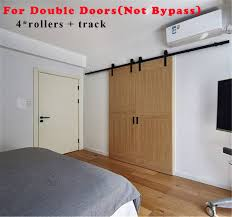 Bypass Closet Door Hardware 3 Door Sliding Bypass Closet Doors