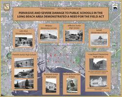 Newport Inglewood Fault Map News 75th Anniversary Of The 1933 Long Beach Earthquake