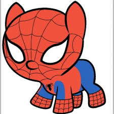 free printable spiderman clipart clipart hash 2 image 9159