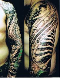 gombal tattoo designs biomechanical tattoos designs
