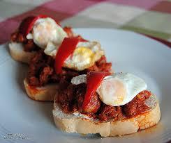 cuisiner espagnol cuisiner en espagnol awesome une tapa espagnole de croquettes de