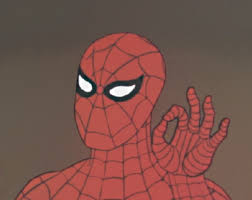 Meme Ok - spidey ok 60 s spider man know your meme
