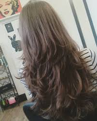 haircuts and styles for long straight hair 44 best long straight layered hairstyles images on pinterest