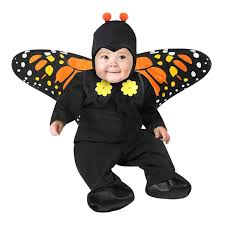 amazon com child u0027s infant baby butterfly halloween costume