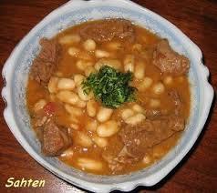 recette de cuisine libanaise yakhné fassoulia ragout de haricots blancs cuisine libanaise par