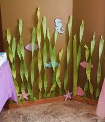 wandgestaltung kindergarten the sea mermaid birthday ideas unter dem meer