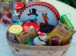 Holiday Food Baskets Easy Holiday Gift Basket Ideas Simply Southern Mom
