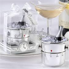 Cooking Favors by Cooking Tools Chagne Kitchen Timers Favors 60
