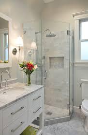bathroom and shower ideas best 25 small bathroom showers ideas on throughout modern