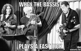 Bass Player Meme - gibson going bankrupt but now a 99 les paul cakewalk forums
