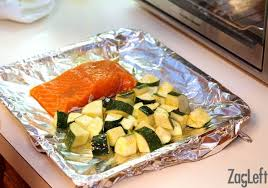 Bake Salmon In Toaster Oven How To Make Broiled Salmon For One One Dish Kitchen